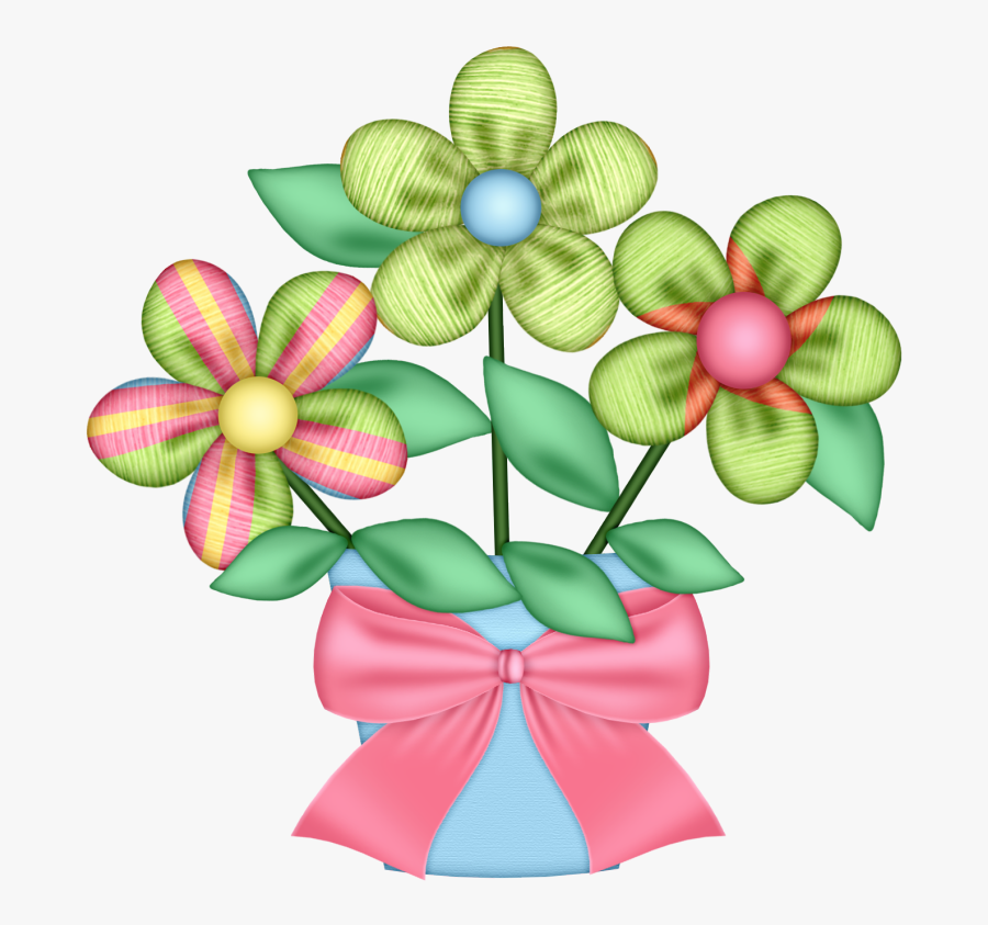 Summer Flowers Png - Good Morning Gif Cute Love, Transparent Clipart