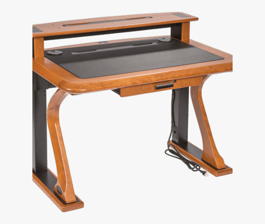 Writing Desk , Transparent Cartoons - Standing Desk Riser Wood, Transparent Clipart
