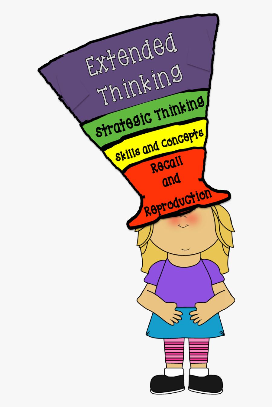 Critical Thinking Clip Art, Transparent Clipart