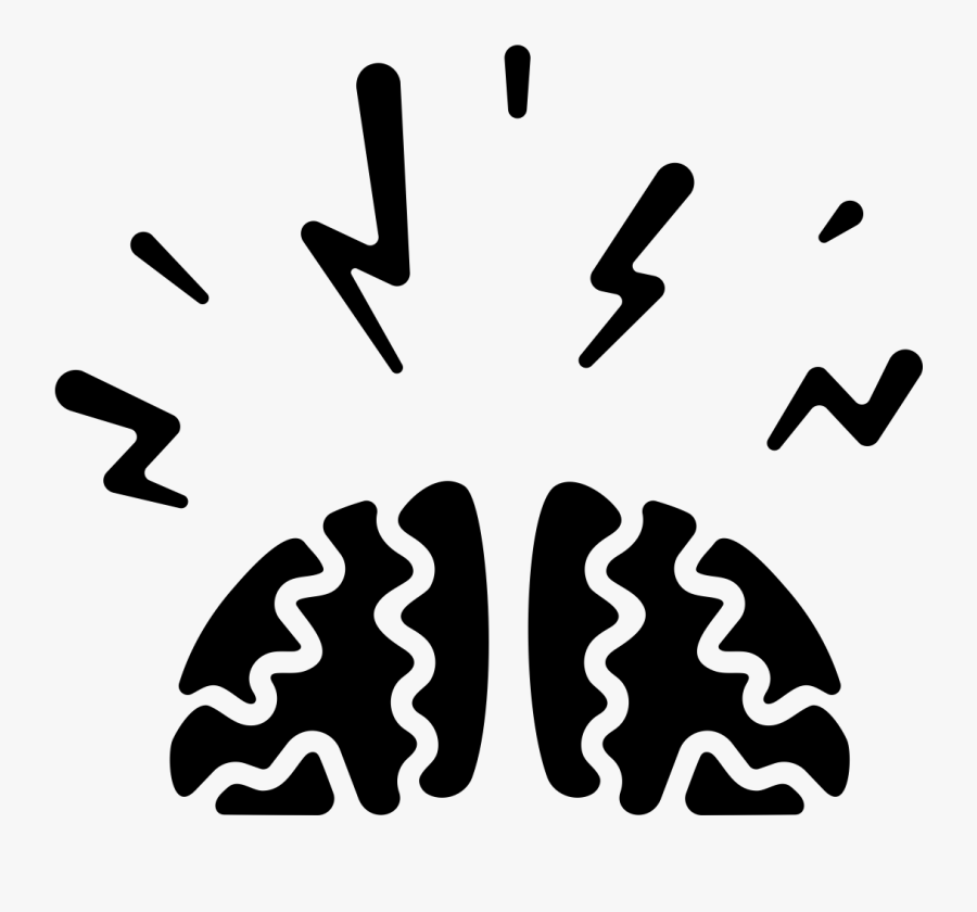 High Brain Power Icon, Transparent Clipart