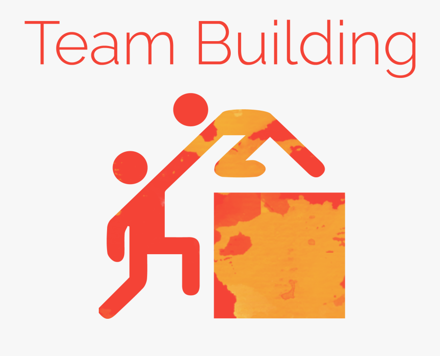 Transparent Team Work Clipart - Team Building Png, Transparent Clipart