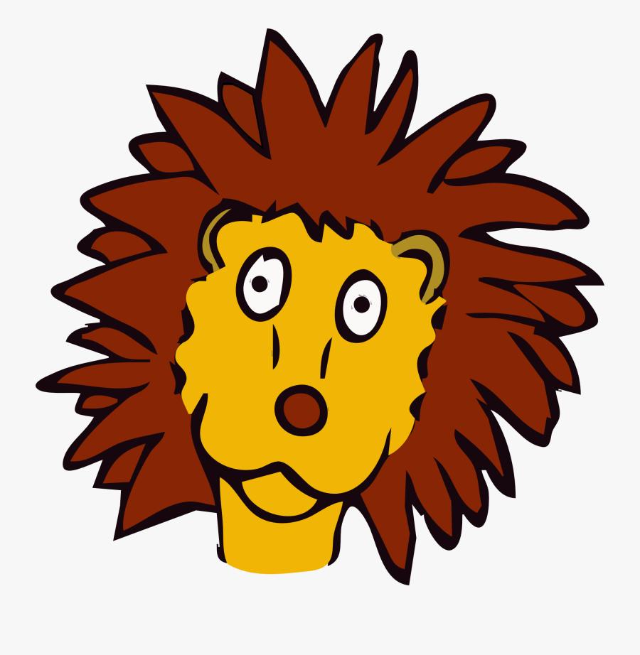 Free Cartoon Lion Pictures, Download Free Clip Art, - Lion Cartoon Face Png, Transparent Clipart