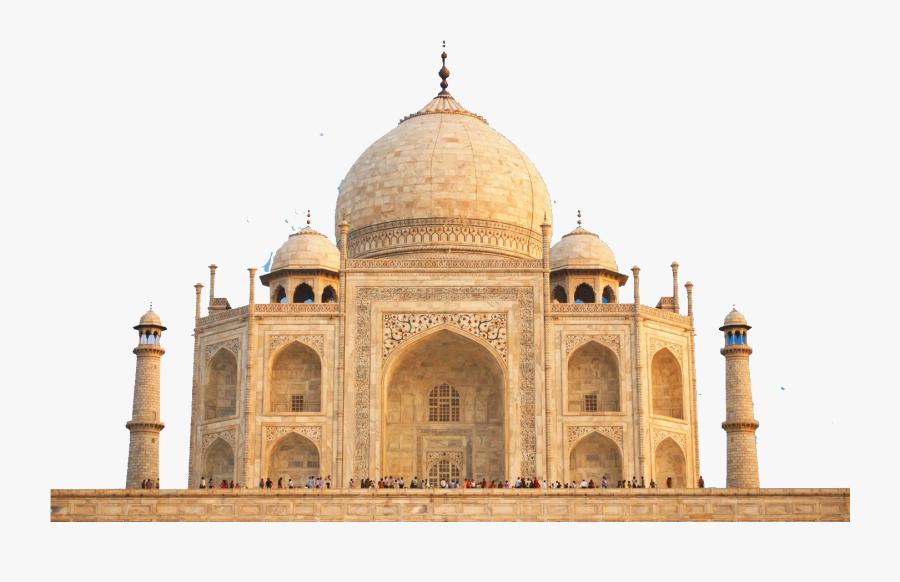 India Png Image - Taj Mahal, Transparent Clipart