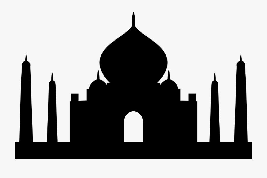 Taj Mahal - Taj Mahal Clipart Png, Transparent Clipart
