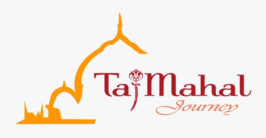 Taj Mahal Journey - Taj Mahal Logo Png, Transparent Clipart