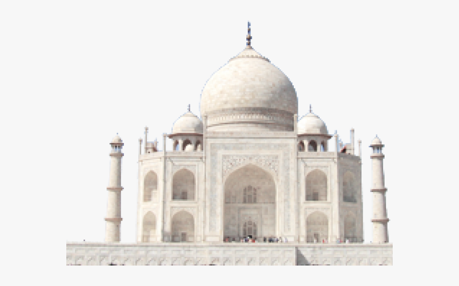 Transparent Taj Mahal Png - Taj Mahal, Transparent Clipart