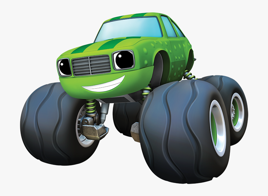Blaze And The Monster Machines Pickle Transparent Png Blaze And
