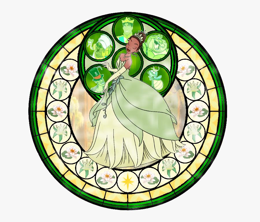 Transparent Princess And The Frog Png - Princess Tiana Kingdom Hearts, Transparent Clipart