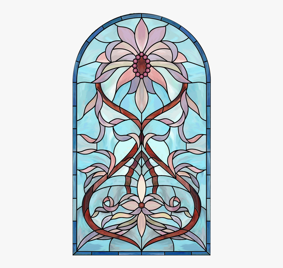 Glass Window Stained Church Free Download Png Hd Clipart - Stained Glass Windows, Transparent Clipart