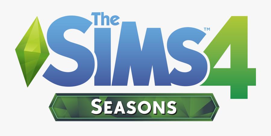 Clip Art Sims 4 Seasons Free Download - Sims 4 City Living Logo, Transparent Clipart