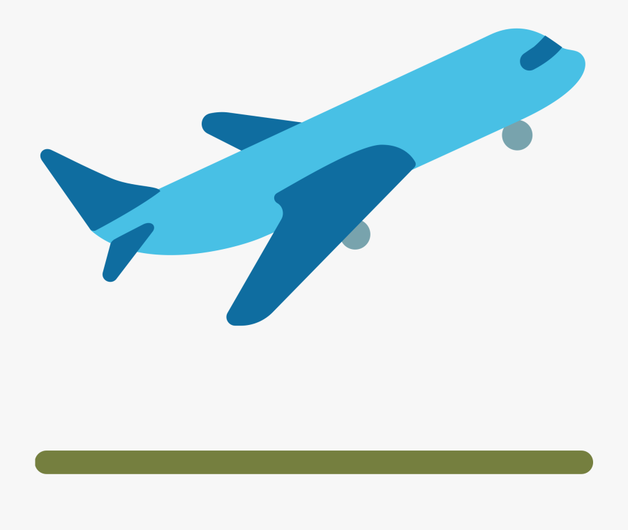 Transparent Toy Airplane Clipart Airplane Icon Png Free