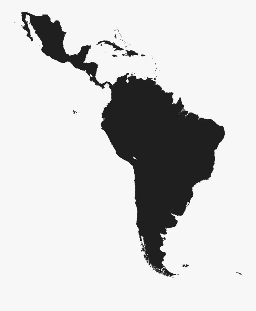 Latin America, Transparent Clipart