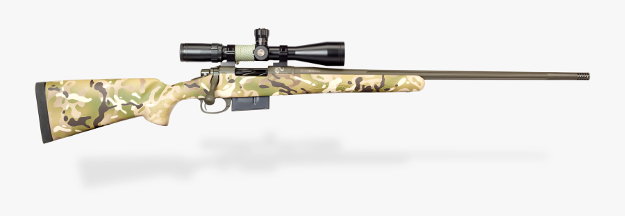 Gun,ranged Weapon,sniper Rifle,shooting Sport,shooting,gun - Ga Precision Extreme Hunter Review, Transparent Clipart