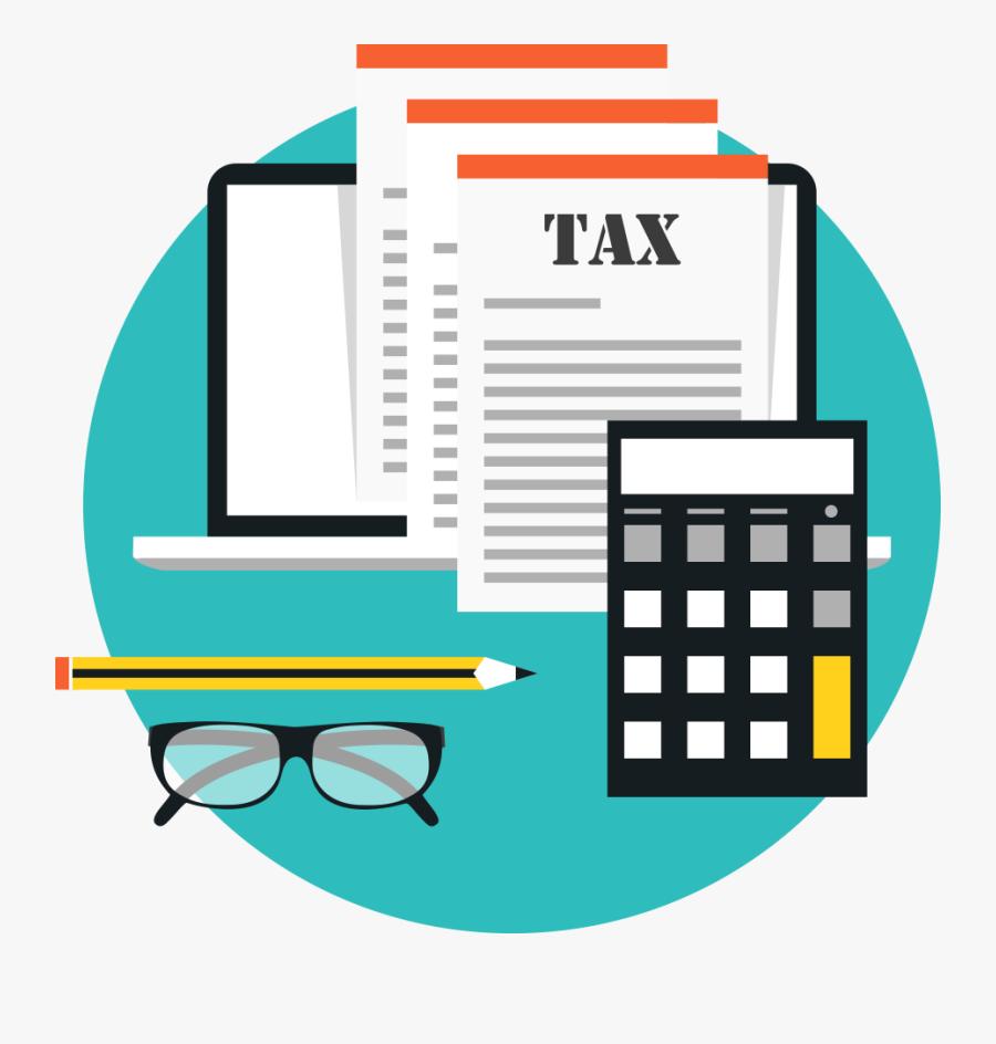 Income Form Return - Income Tax Return Clipart, Transparent Clipart
