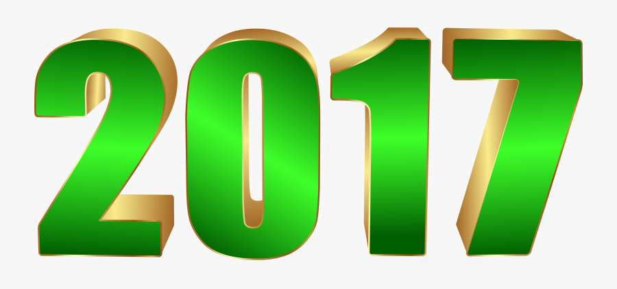Gold And Green - Green And Gold 2017, Transparent Clipart