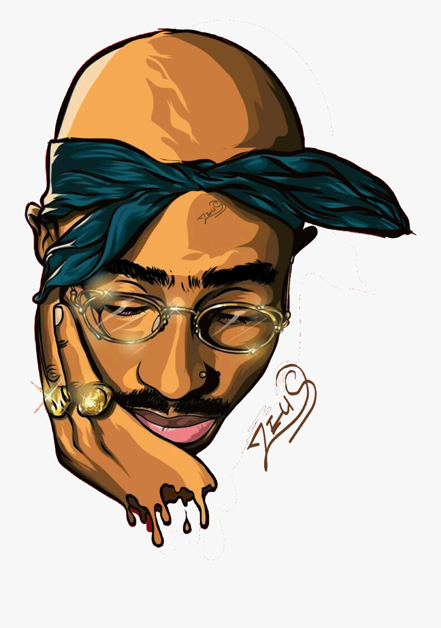 Drawing Alphabet Gangster Transparent Png Clipart Free Cartoon Tupac Free Transparent Clipart Clipartkey