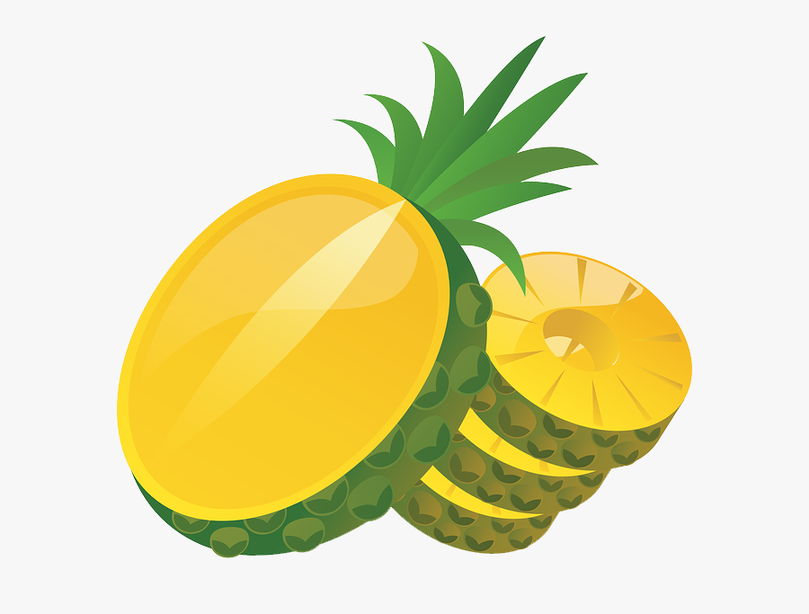 Free To Use &amp, Public Domain Pineapple Clip Art - Cut Pineapple Clipart, Transparent Clipart