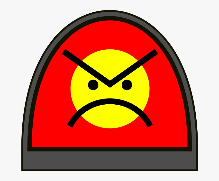 Algrim Whitefang/index Astartes - Warhammer 40k Angry Marines Emblem, Transparent Clipart