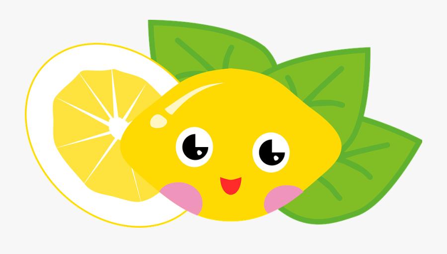 Cartoon Pineapple Cliparts 17, Buy Clip Art - Cute Cartoon Fruits Png, Transparent Clipart