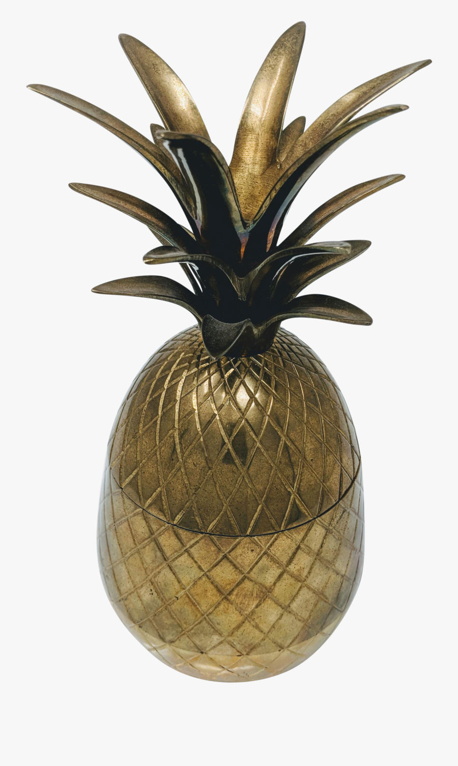 Pineapple, Transparent Clipart