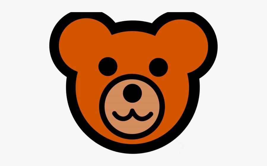 Teddy Bear Cartoon Easy, Transparent Clipart