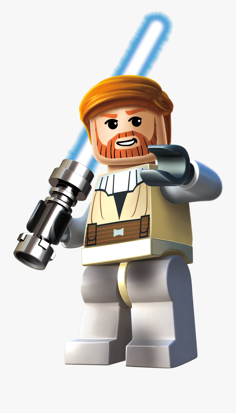 Lego Clipart Starwars - Star Wars Lego Characters Png, Transparent Clipart