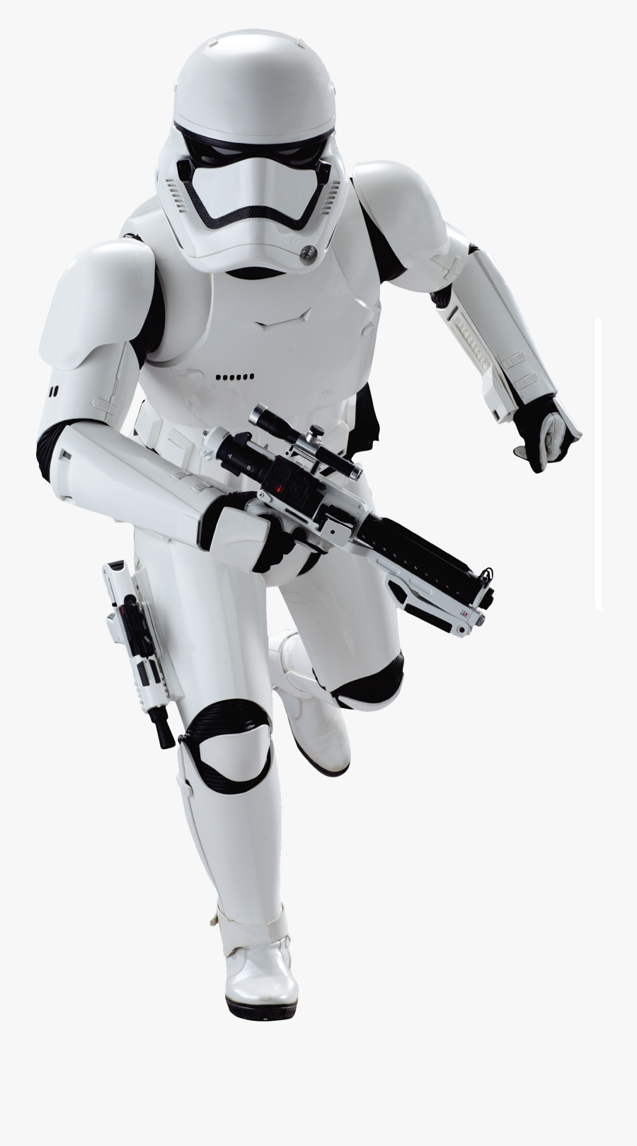 Darth Vader Clipart Storm Trooper - Star Wars Stormtrooper Png, Transparent Clipart