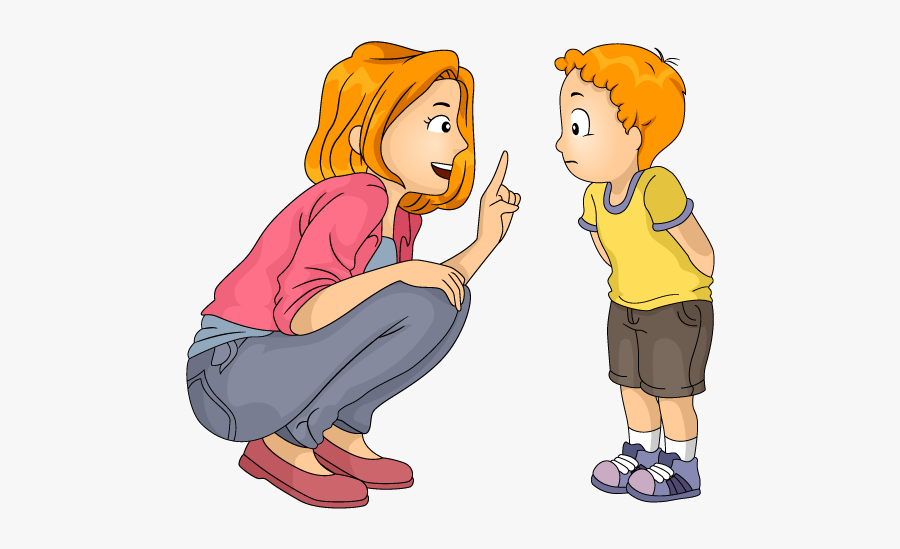 5 Tips To Deal With Overzealous Students - Teacher Talking To Student Cartoon, Transparent Clipart
