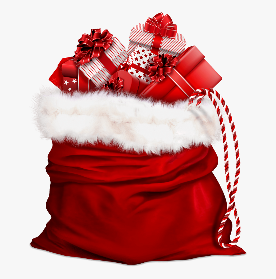 "Transparent Santa""s List Clipart - Merry Christmas & Happy New Year 2018, Transparent Clipart"