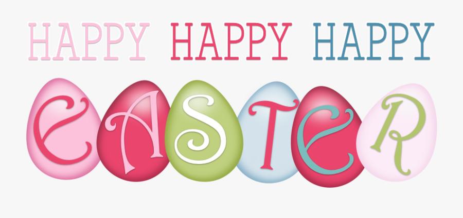 Happy Easter Detroit, Shelby Township, Clinton Township, - Lettres De L Alphabet, Transparent Clipart