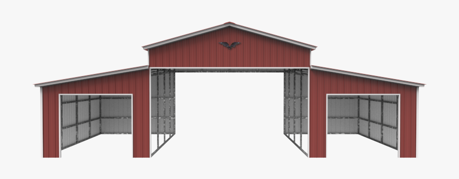 Horse Barn - Horse Stable Png, Transparent Clipart