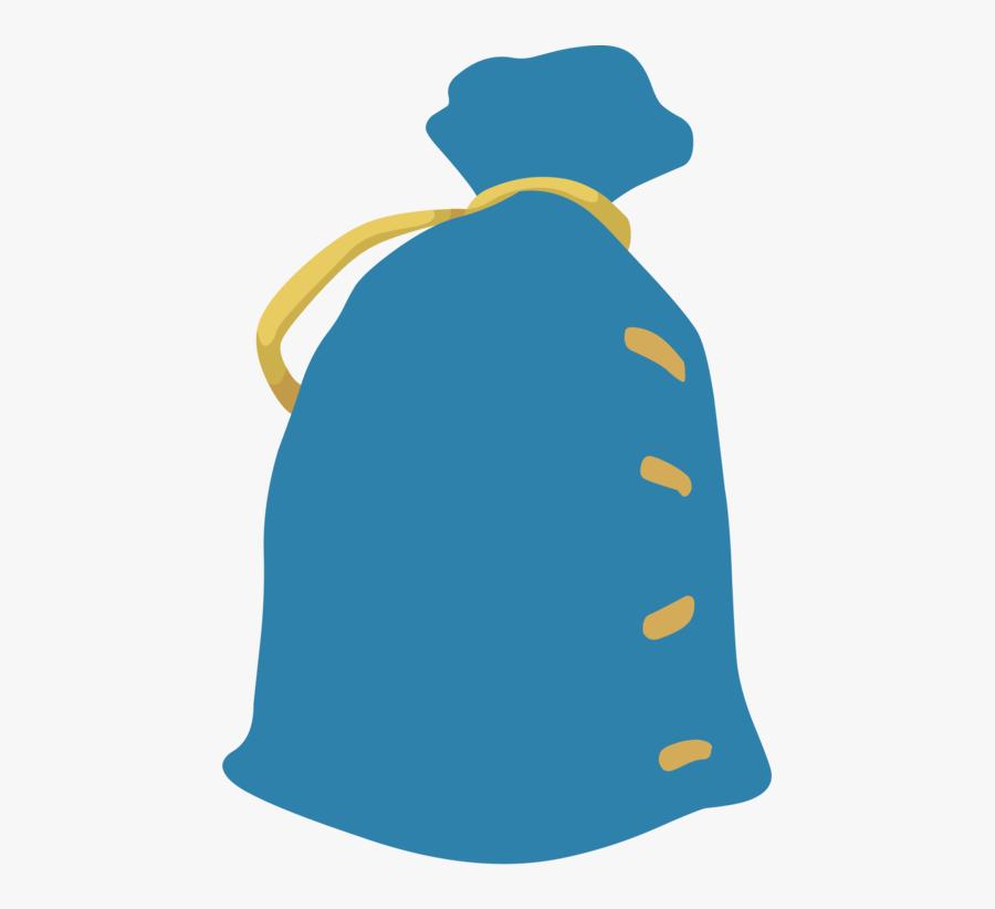 Cap,headgear,hat - Bag Clipart Blue, Transparent Clipart