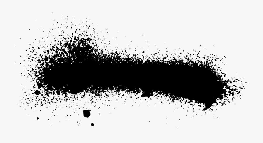Png File Size - Black Spray Paint Png, Transparent Clipart