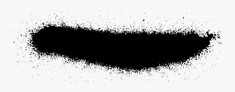 Transparent Aerosol Clipart - Spray Paint Line Png, Transparent Clipart