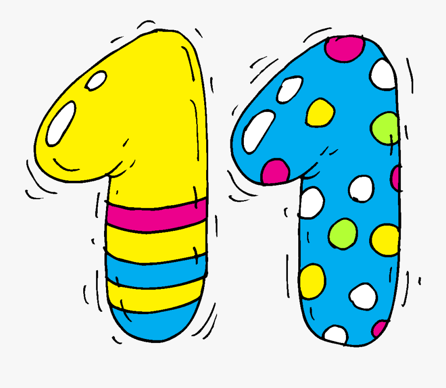 Number 11 Clipart , Free Transparent Clipart - ClipartKey