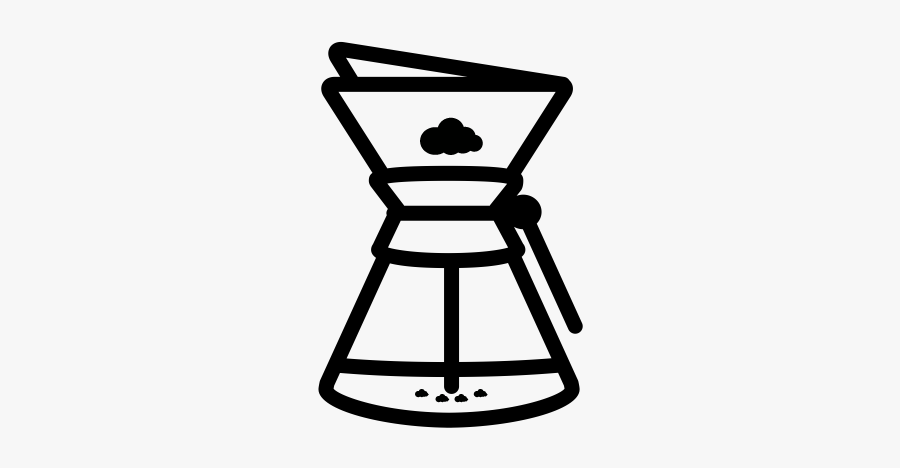 Pour Over Brew Guide By Cloud Picker, Transparent Clipart