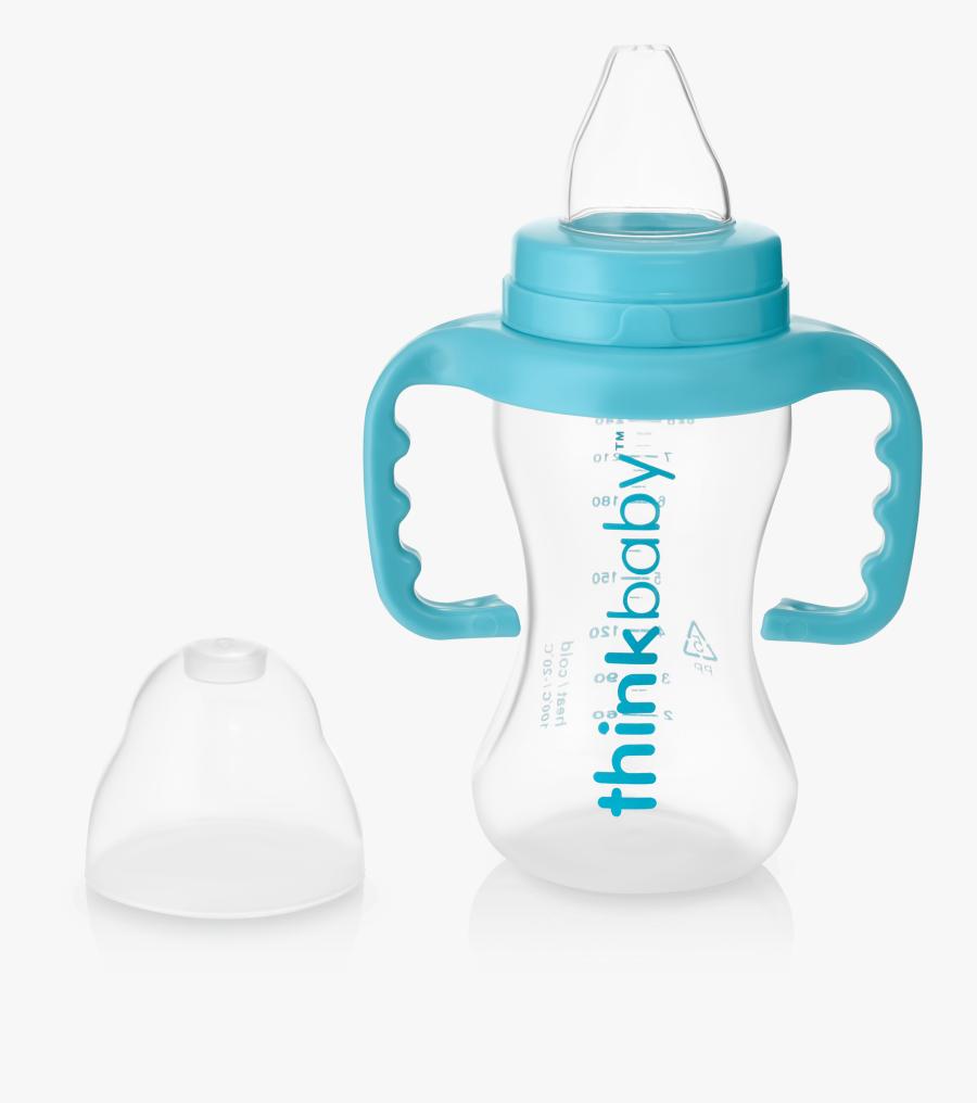 Baby Bottle, Transparent Clipart