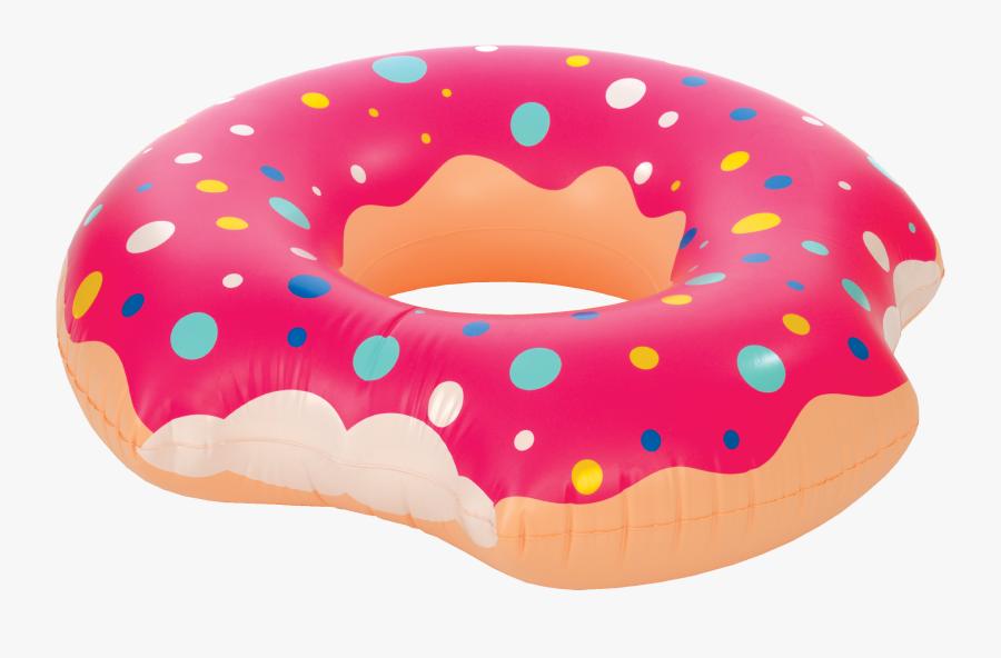 Transparent Inner Tube Float Clipart - Donut Inner Tube, Transparent Clipart