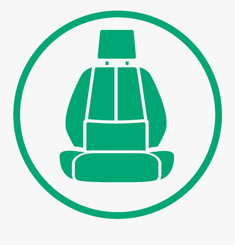 Interior Dashboard And Leather Repair - Car Interior Trim Icon Png, Transparent Clipart