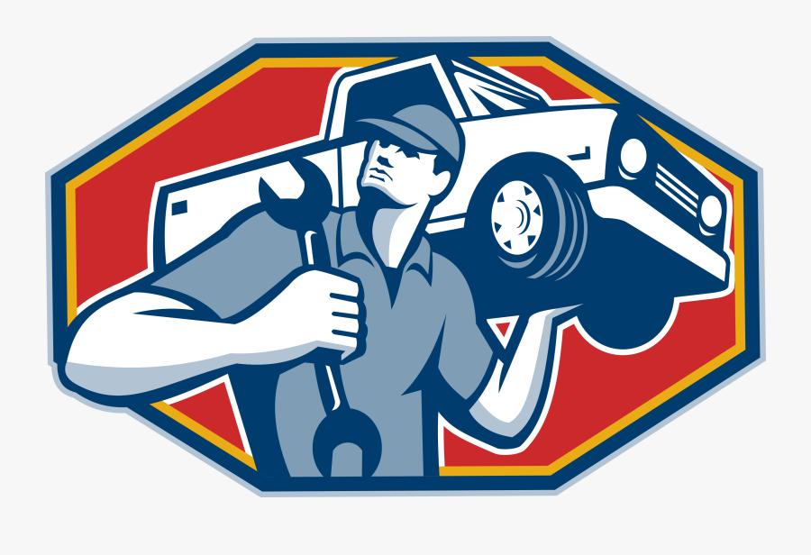 Home Manglam Motors Quick - Clip Art Auto Mechanic, Transparent Clipart