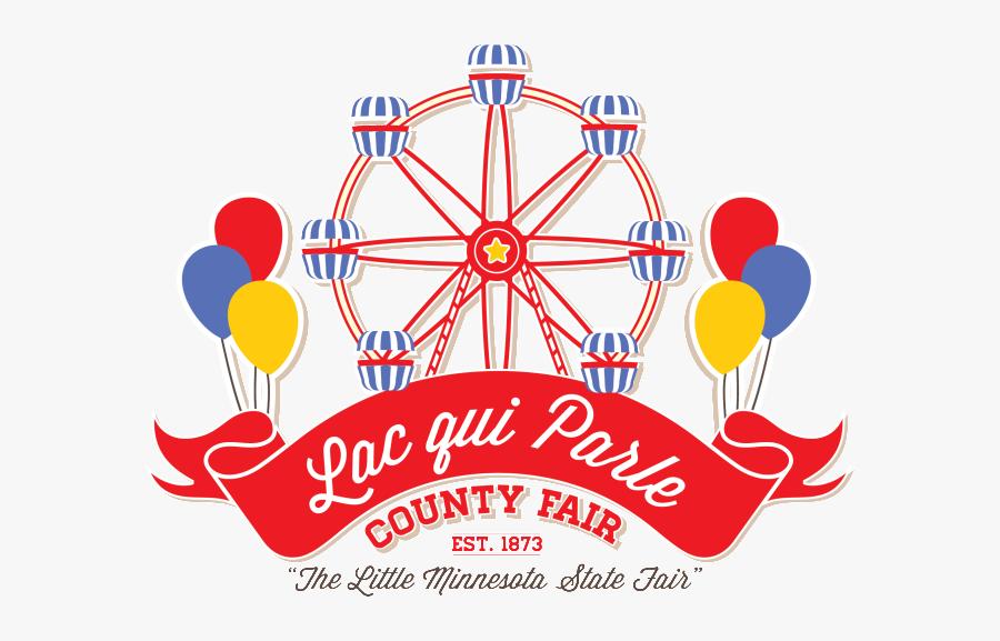 Lacquiparlecountyfair - County Fair Png, Transparent Clipart