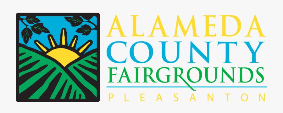 Alameda County Fair Logo, Transparent Clipart