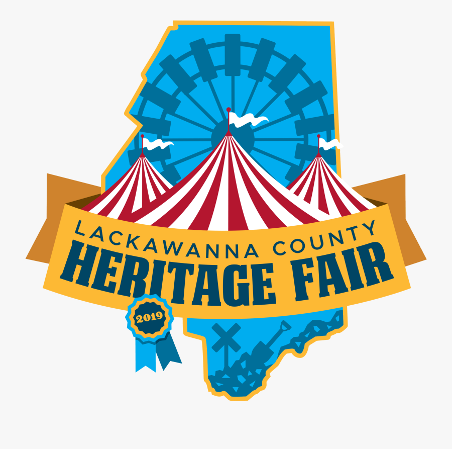 Lackawanna County Heritage Fair Clipart , Png Download - Lackawanna County Heritage Fair, Transparent Clipart