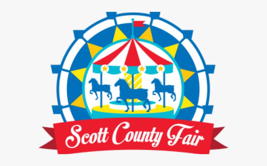 Ride Clipart Country Fair - County Fair Logos, Transparent Clipart