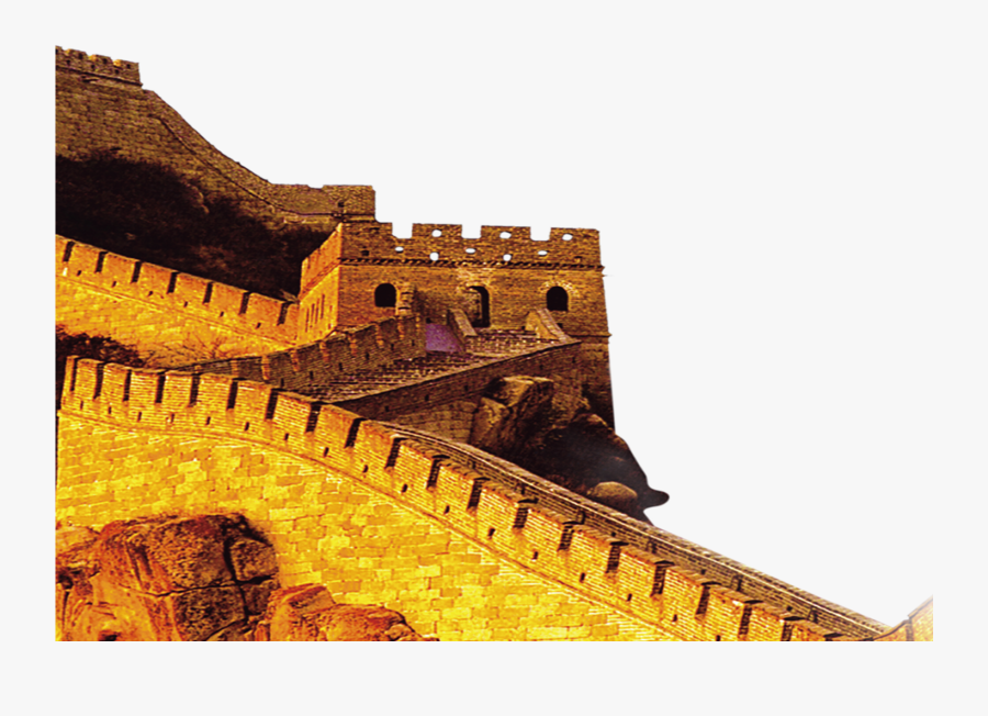 Transparent Great Wall Of China Png - Great Wall Of China Transparent, Transparent Clipart
