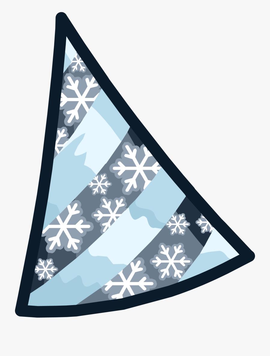 Top Hat Clipart Club Penguin - Club Penguin Card Jitsu Snow Beta Hat, Transparent Clipart