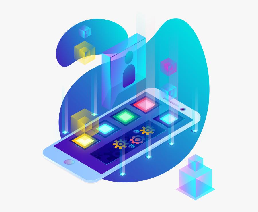 Mobile Application Development - Mobile App Development Png, Transparent Clipart