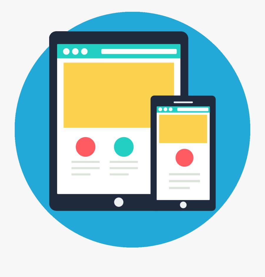 Mobile Application Development, Android Development, - Web Development Software Design Icon, Transparent Clipart