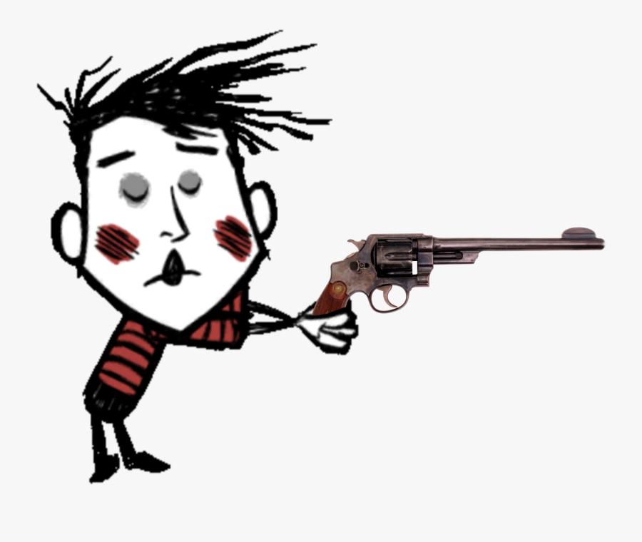 Clip Art Wes The Saga Don - Don T Starve Emoji, Transparent Clipart