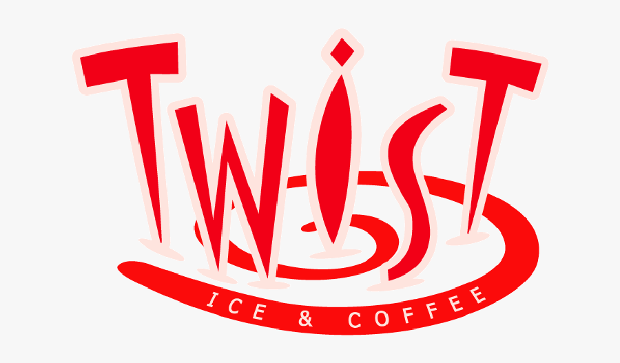 Twist Ice Coffee Logo Clipart , Png Download - Twist, Transparent Clipart